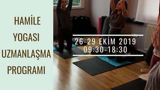Hamile Yogas Uzmanlama Program