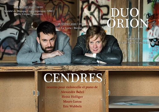Duo Orion  Cendres (Bienne)