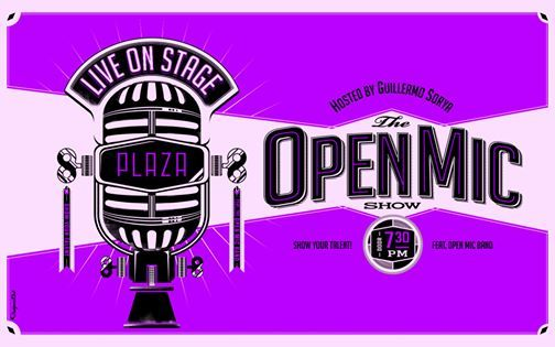 The Open Mic Show