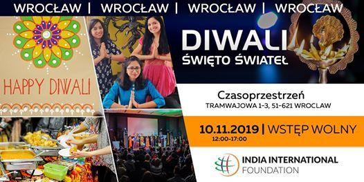Wrocaw - Diwali - wito wiate