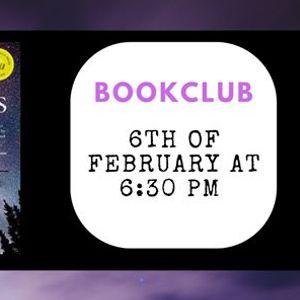 """February Adult Book Club - &quotThe Erratics"""""""