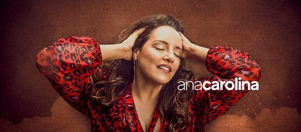 Ana Carolina em MaceiAL