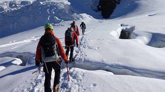 Johdatus vuorikiipeilyyn