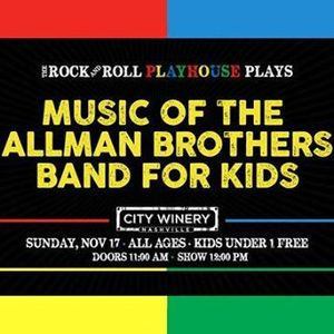 The Rock and Roll Playhouse The Music of The Allman Brothers