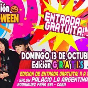 Kpop Stars Free Domingo 13 de octubre en Palacio La Argentina