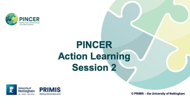 PINCER ALS 2 - for West Midlands AHSN delegates - West Bromwich