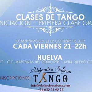 Tango iniciacin en Huelva