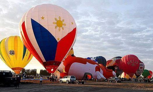 Hot Air Balloon Festival 2020 - Carmona Cavite