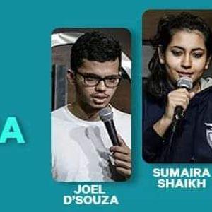 Bro Joke Suna - Joel Dsouza & Sumaira Shaikh