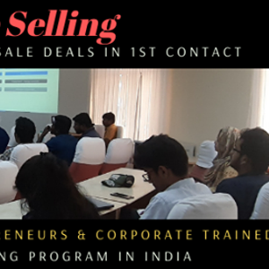 Top Sales Training in Hyderabad  Authoritative Selling by Amit