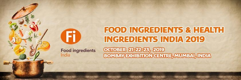 Food ingredients & Health ingredients India 2019