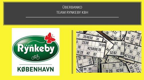 berbanko 2020 Team Rynkeby Kbenhavn