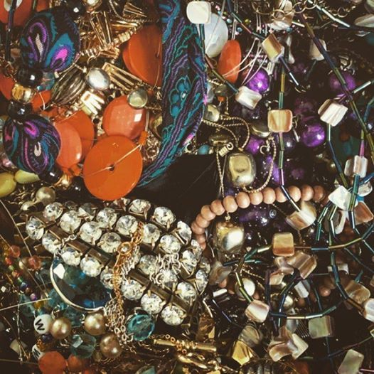 Upcycle Jewelry Making