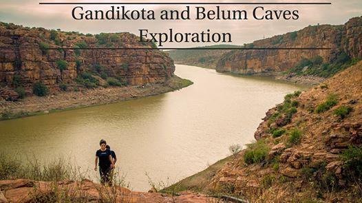 Gandikota & Belum Cave Exploration