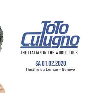 Toto Cutugno - Genve - 1.2.2020