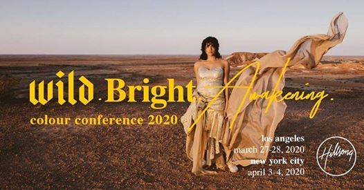 Hillsong Colour Conference 2020