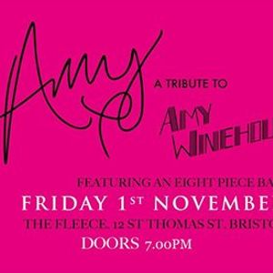 AMY a tribute to Amy Winehouse at The Fleece Bristol