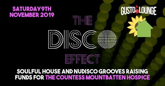 The Disco Effect Charity Fundraiser