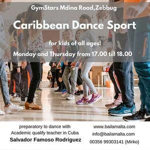 Caribbean Dance Sport for kids