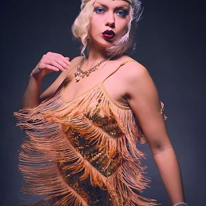 New Years 1920s Speakeasy Cocktail Party