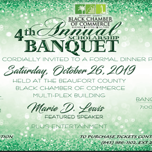 4th Annual Scholarship Banquet