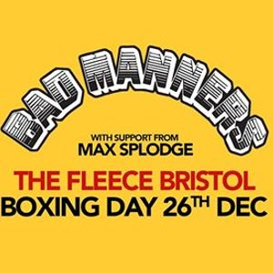 Bad Manners Boxing Day gig at The Fleece Bristol