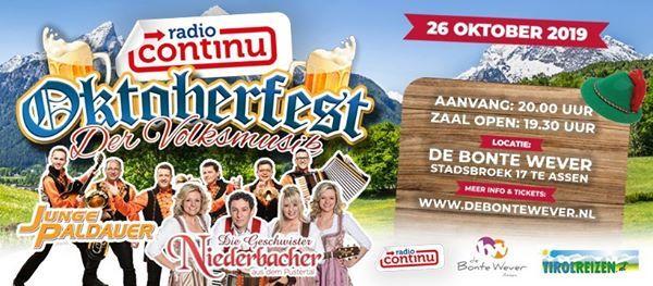 Radio Continu Oktoberfest der Volksmusik 2019