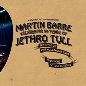 Martin Barre (Jethro Tull) Brisbane