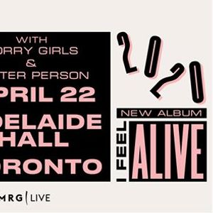 TOPS - April 22 - Adelaide Hall