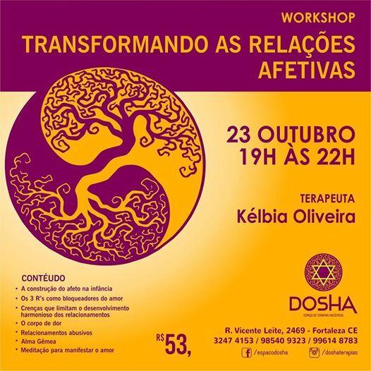 Workshop - Relacionamentos Afetivos