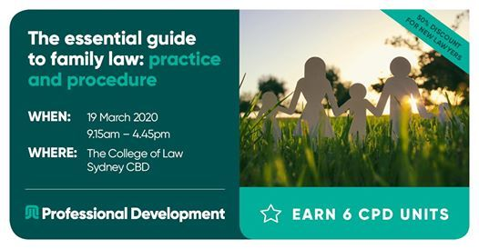 The essential guide to family law practice and procedure