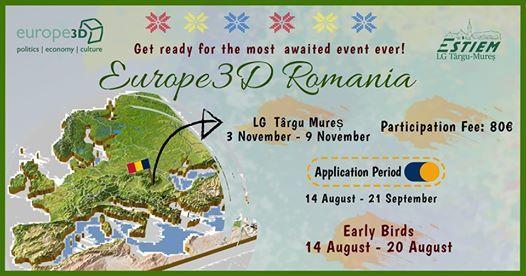 Europe3D Romania