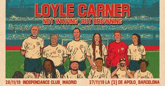 Loyle Carner en Barcelona