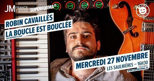 La Boucle est boucle  MER 27 NOV  Les Saulnires - Le Mans