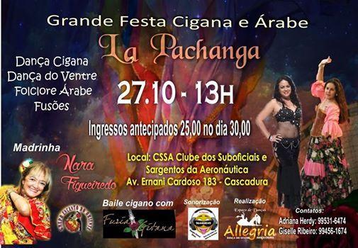 Festa Cigana La Pachanga