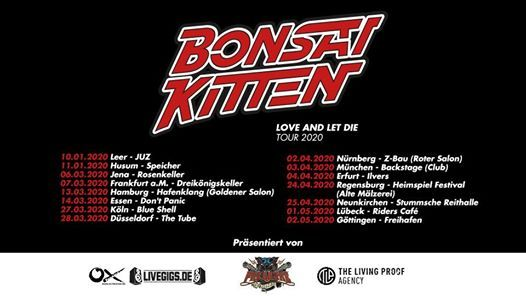 Bonsai Kitten (Riot Rock aus Berlin)