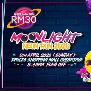 Moon Light Neon Night Run 2020