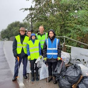 Friends of the Don Valley Way - St Marys Bridge