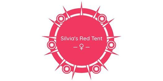 Silvias Monday Morning Red Tent