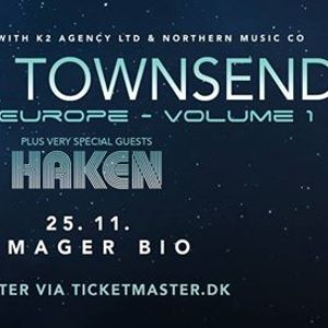 Devin Townsend (CAN) - Amager Bio