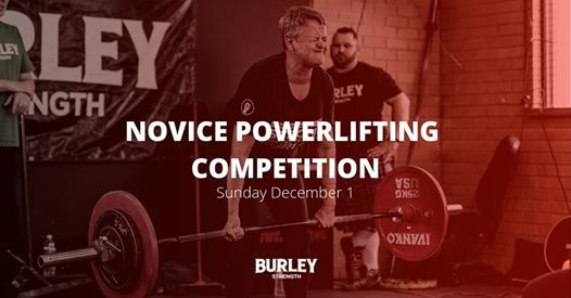 Novice Powerlifting Competition