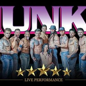 HUNKS The Show at Stand Up Live (Huntsville AL)
