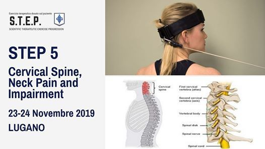 Corso STEP Cervical Spine Neck Pain and Impairment