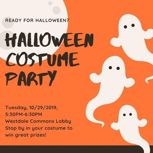 Halloween Costume Party At Westdale Commons Apartments