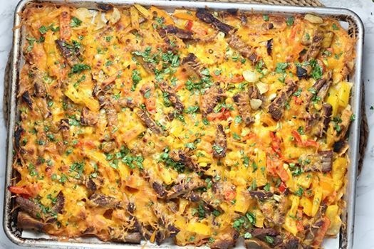 Lunch N Learn Sheet Pan Suppers