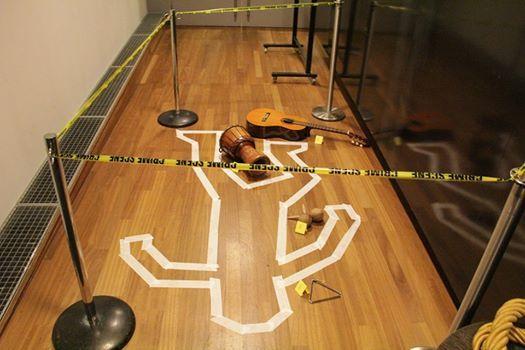 Moord in De Lievekamp  Circus Circus
