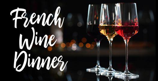 French Wine Dinner  Thursday February 27th