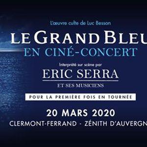 Le Grand Bleu en cin-concert