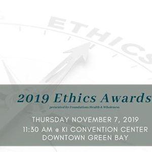 2019 Ethics Awards