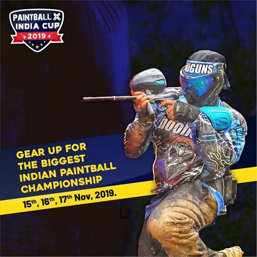 PaintBall X - India Cup 2019